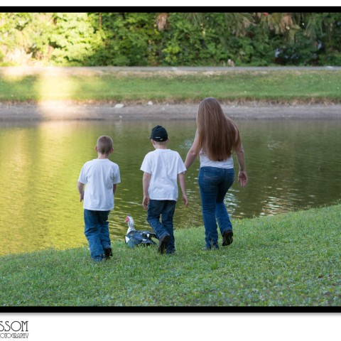 Twin Boys Family Session